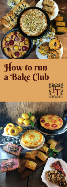 Running a Bake Club | becs-table.com.au
