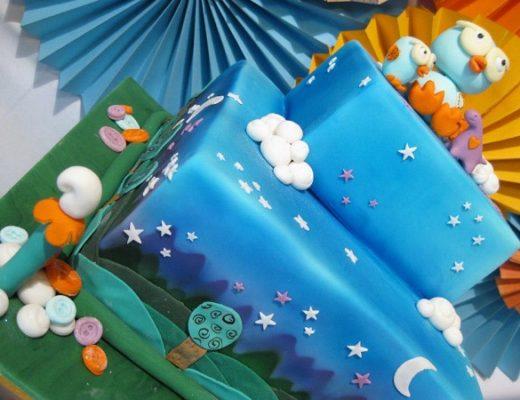 Hoot Cake | becs-table.com.au