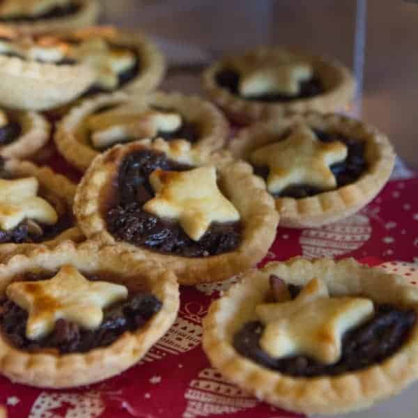 Image of fruit mince tarts by Bec's Table