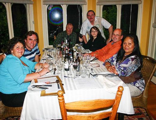 dinner party | becs-tabl.com.au