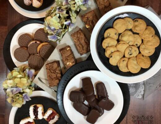 Bake Club biscuits | becs-table.com.au