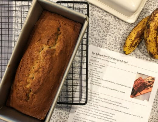 Thermomix Banana bread | becs-table.com.au
