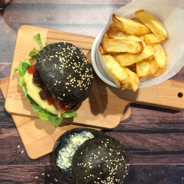 Easy Black Bread | becs-table.com.au