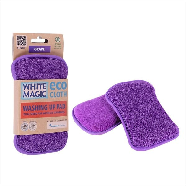 White Magic Eco Pad Kitchen Sponge