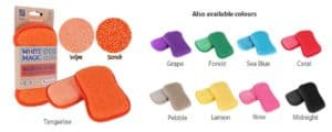 Eco Kitchen cleaning sponges by White Magic