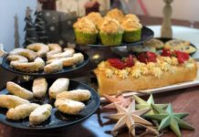 Image of cakes and cookies made at Bec's Table Bake Cl.ub